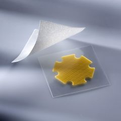 Adhesive pad for star (PCB)