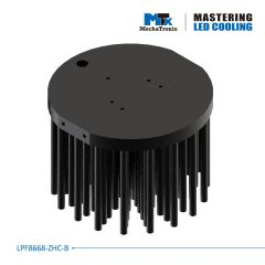 MechaTronix Heat Sink LPF11180-ZHE-B for LED <9600lm