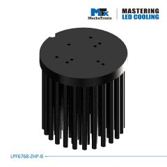 MechaTronix Heat Sink LPF6768-ZHP-B for LED <4600lm