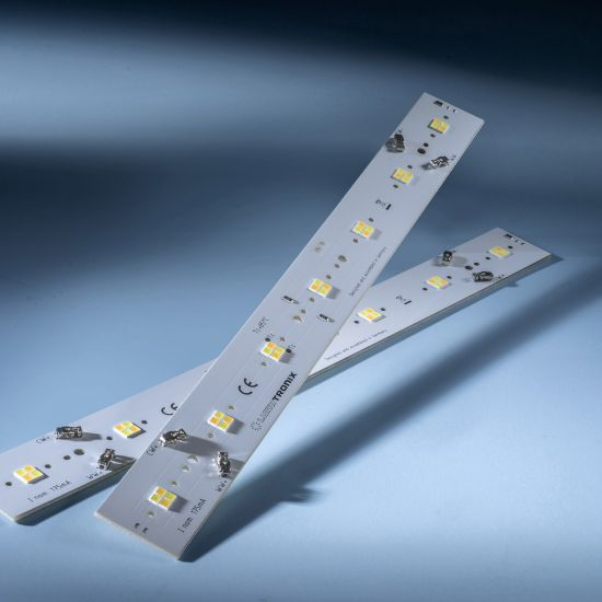 Daisy 28 Nichia LED Strip Tunable White 2700-4000K 595+625lm 175mA 20V 28 LEDs 28cm module (up to 1450lm/ft and 8W/ft)