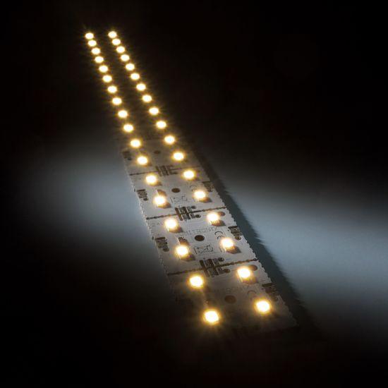 Nichia LED Backlight Module Matrix Mini 9 segments (9x1) 36 LEDs 24V White 2700K 4.3W 615lm
