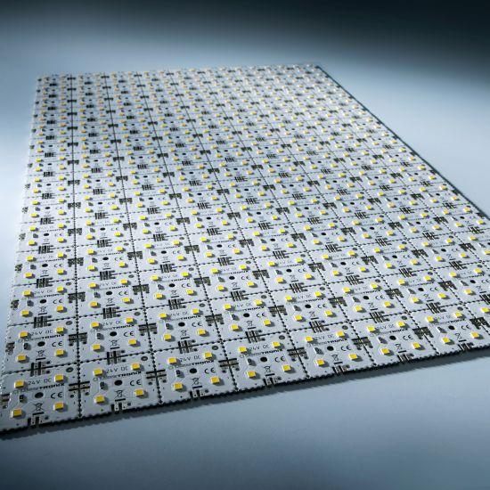 Nichia LED Backlight Module Matrix Mini 126 segments (9x14) 504 LEDs 24V White 4000K 60.5W 9500lm