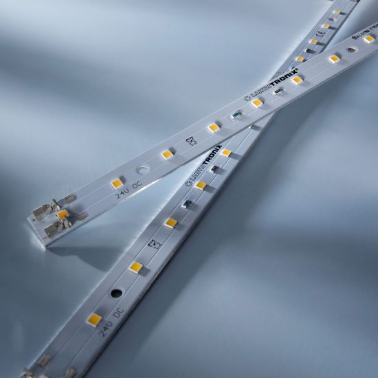 Maxline 14 Nichia LED Strip warm white 3000K 810lm 24V 14 LEDs 11.02in/28cm module (882lm & 9.2W/ft)