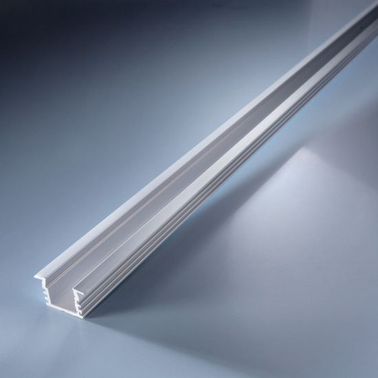 Aluminum profile Aluflex deep for Flexible LED strips 102cm