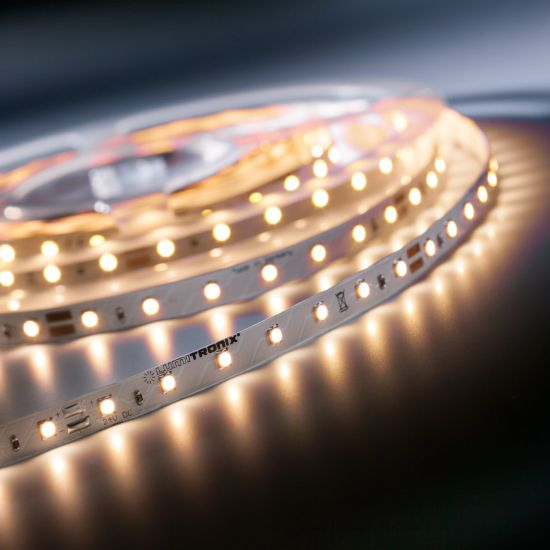 LumiFlex 35 Nichia LED Strip neutral white 4000K 1328lm 24V 70 LEDs/m price for 19.68in/50cm (405lm & 3W/ft)