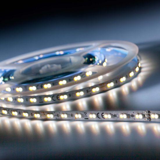 LumiFlex 700 Economy LED Strip TW 2700-6500K 2100lm 24V 140 LEDs/m 16ft/5m reel (260lm & 3W/ft)