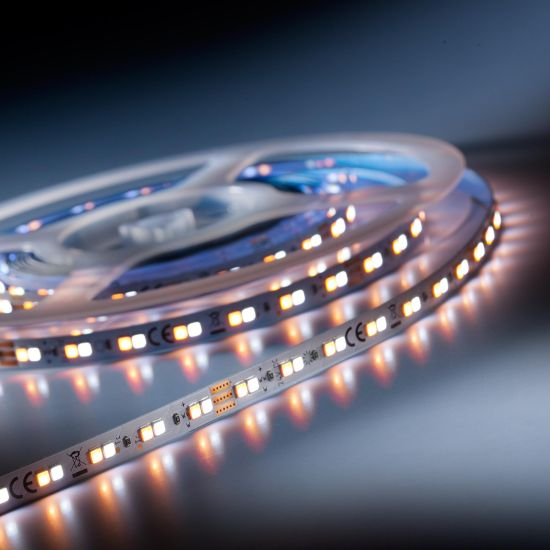 LumiFlex 700 Nichia LED Strip TW 2000-6500K 6980lm 24V 140 LEDs/m 16ft/5m reel (692lm & 3W/ft)