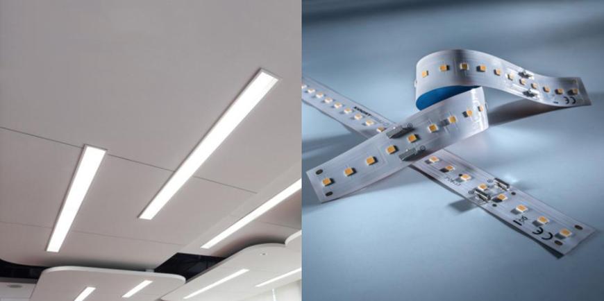 Professional Z-Flex 540 Seoul LED Strip, up to 5300 lm per meter
