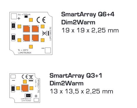 Module Smart Array Dim2Warm