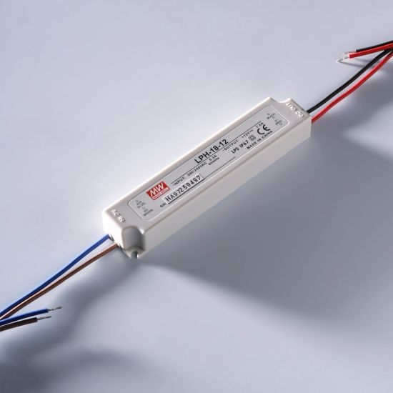 Constant Voltage Power Supply Mean Well LPV-60-24 IP67 230V to 24V 2.5A 60W