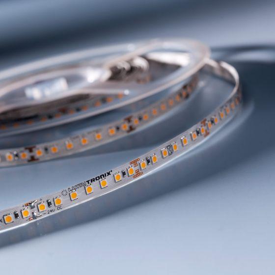 LumiFlex 700 Economy LED Strip cold white 6000K 4250lm 24V 140 LEDs/m 16ft/5m reel (260lm & 3W/ft)