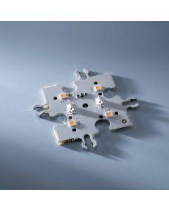 ConextMatrix Centre Module 4 warm white LEDs 118lm 1.57in/4x4cm 24V CRI 90 118lm 0.89W