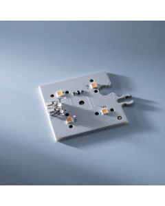 ConextMatrix Power Supply Module 4 warm white LEDs 118lm 1.57in/4x4cm 24V CRI 90 118lm 0.89W