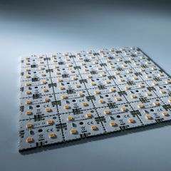 Nichia LED Backlight Module Matrix Mini 25 segments (5x5) 100 LEDs 24V White 2700K 12W 1700lm
