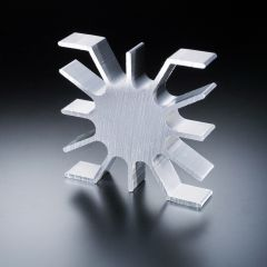 Heatsink 51 x 51 for High-Power LED <600lm