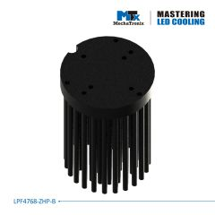 MechaTronix Heat Sink LPF4768-ZHP-B for LED <2500lm