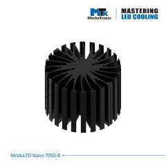 MechaTronix Heat Sink MODULED NANO 7050-B for LED <4000lm