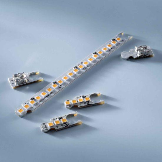 ConextBar 4 LED Strip warm white CRI90 2700K 64lm 24V 4 LEDs 1.06in/2.07cm module
