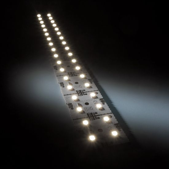 Nichia LED Backlight Module Matrix Mini 9 segments (9x1) 36 LEDs 24V White 4000K 4.3W 680lm