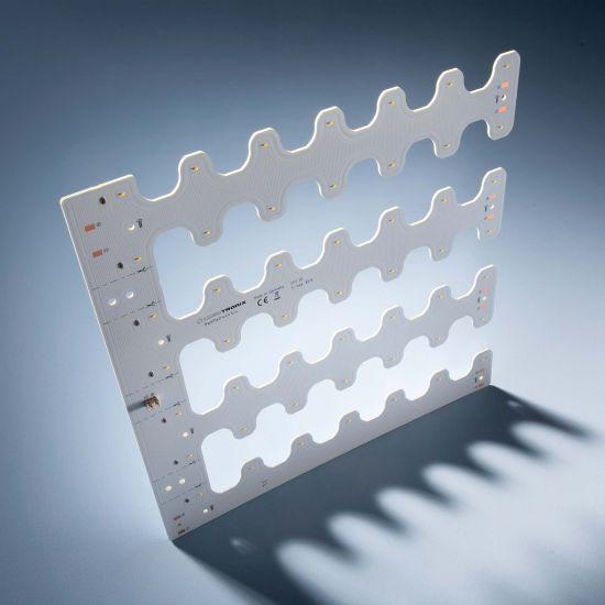 Nichia LED Module BackMatrix 49 11.02in/28x28cm 70 LEDs 24V 180 deg White 2700K 10.9W 1150lm