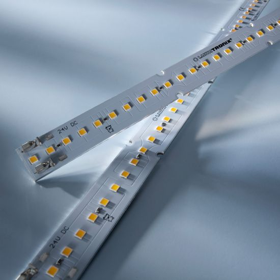 Maxline 35 Nichia LED Strip warm white 3000K 1040lm 350mA 35 LEDs 11.02in/28cm module (1133lm & 7.5W/ft)