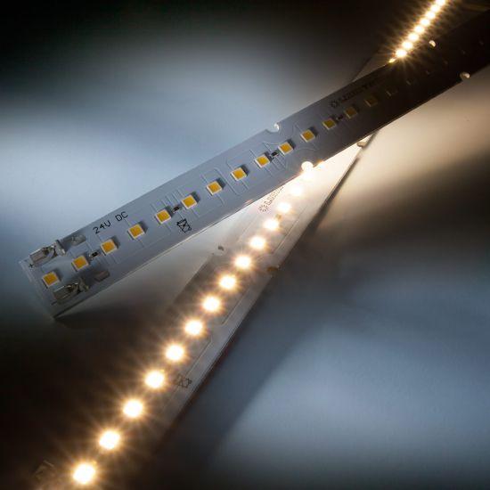 Maxline 35 Nichia LED Strip neutral white 4000K 1090lm 350mA 35 LEDs 11.02in/28cm module (1187lm & 7.5W/ft)
