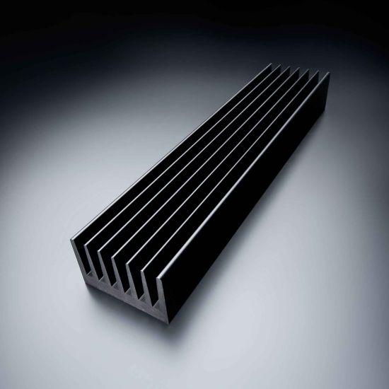 Heatsink line 30cm for MaxLine 14/35/70, PowerBar V1/V2, Aventrix 2x or LED <10000lm