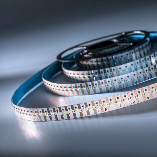 FlexOne 500 Samsung LED Strip neutral white 4000K 19000lm 12V 100 LEDs/m 16ft/5m reel (1159lm & 12.9W/ft)