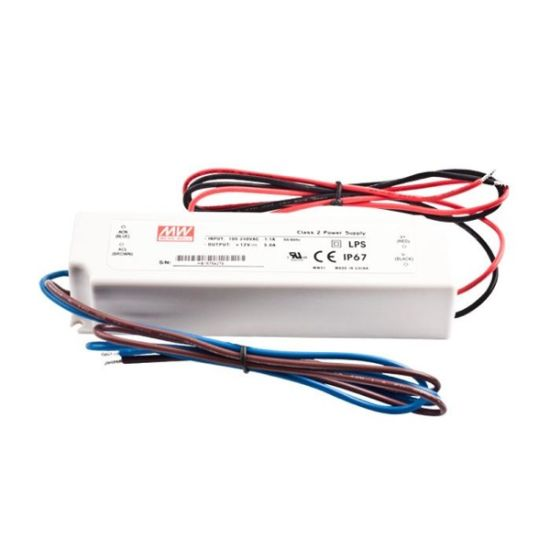 Mean Well LED Power Supply 24V 4.2A 100W IP67 LPV-100-24