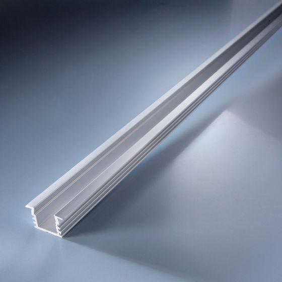 Aluminum profile Aluflex deep for Flexible LED strips 102cm