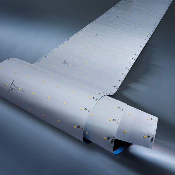 "Z-Flex980 Pro Seoul LED Strip neutral white 4000K 34500lm 53 LEDs/ft 18.37ft reel 11"" wide 24V (1866lm/ft 12W/ft)"