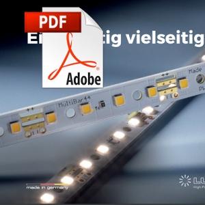 Catalog Multibar LED Strip