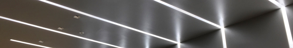 How to build the best lines of light or linear light fixtures with LED strips