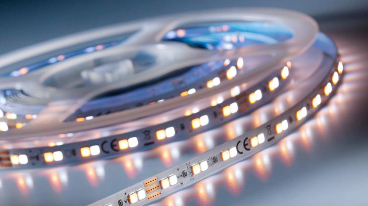 Nichia 757 Tunable White Strip LED