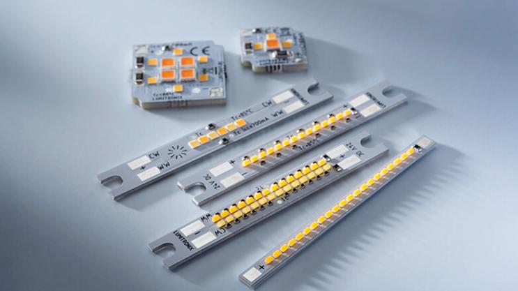 Nichia SmartArray modules in various forms